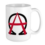 Christain Anarchy Large Mug