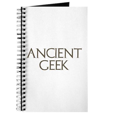 Ancient Geek Journal