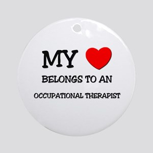 My Heart Belongs To An OCCUPATIONAL THERAPIST Orna