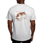 Ephesians 6:13 (b&p) Light T-Shirt