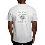 Colossians 3:2 (b&p) Light T-Shirt