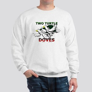 Two Turtle Doves Sweatshirt