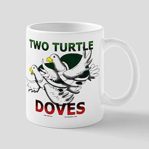 Two Turtle Doves Mug