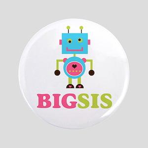 "Lilly Bella Designs 3.5"" Button"