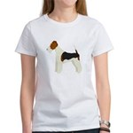 Wire Fox Terrier Women's Classic T-Shirt