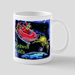 Roswell Santa Mug