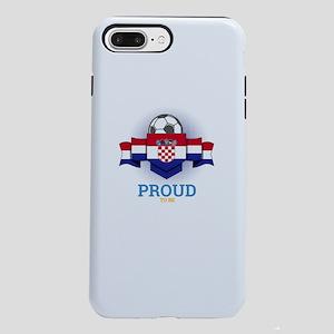 Football Croats Croatia iPhone 8/7 Plus Tough Case