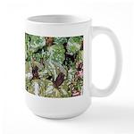Large Mug - Spotted Leaves #1 (2)