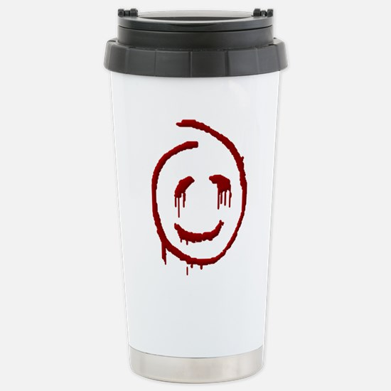 Red John Stainless Steel Travel Mug