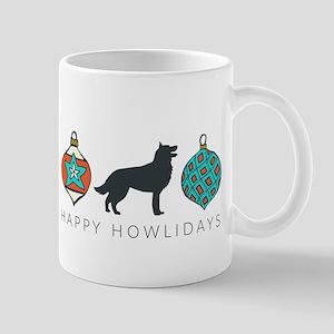 Happy Howlidays Mugs