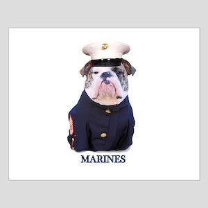 Marine Small Poster
