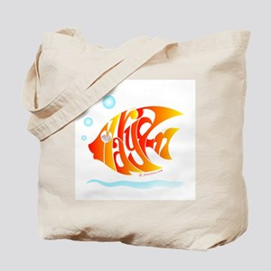 Maryam ( Goldfish) Tote Bag