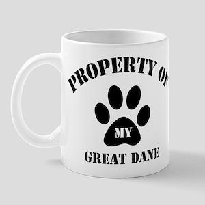 My Great Dane Mug