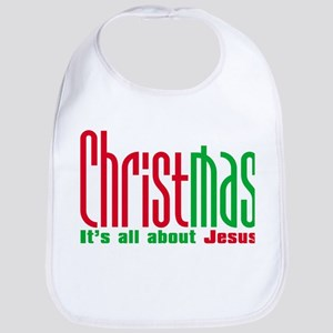 Christmas is all about Jesus Bib