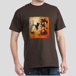 AIRBORN SUMMER Dark T-Shirt
