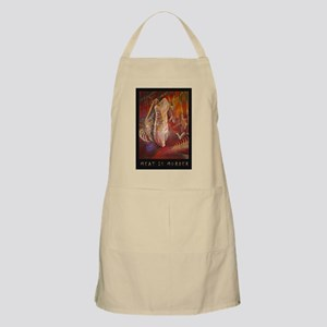 Meat is Murder BBQ Apron