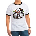 Evil Clown Ringer T