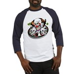 Evil Clown Baseball Jersey