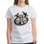 Evil Clown Women's T-Shirt