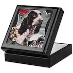 Springer Spaniel Keepsake Box