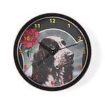 Springer Spaniel Wall Clock