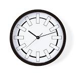 McNair Barracks Clock Tower Style Wall Clock