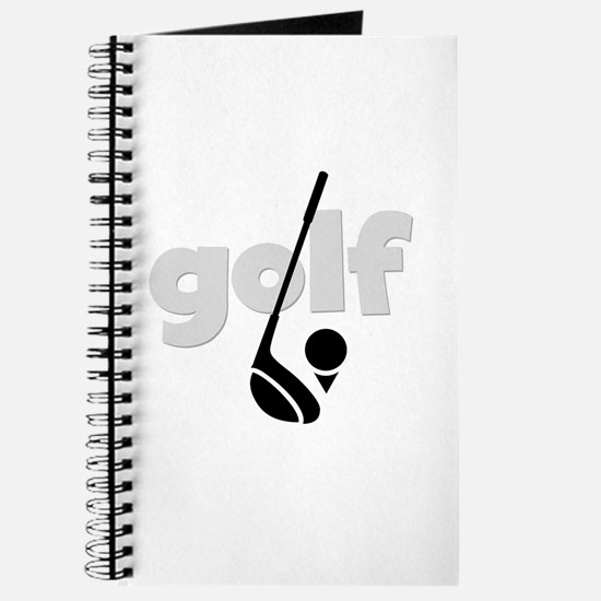 Just Golf Journal