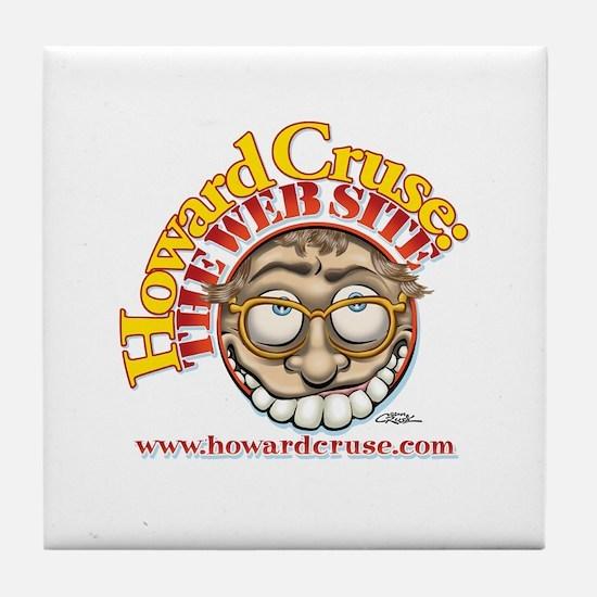 Cruse Web Site Tile Coaster