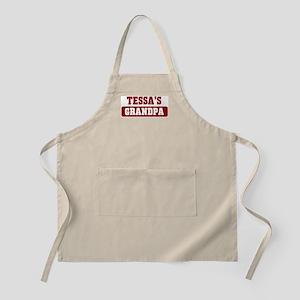 Tessas Grandpa BBQ Apron