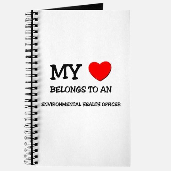 My Heart Belongs To An ENVIRONMENTAL HEALTH OFFICE