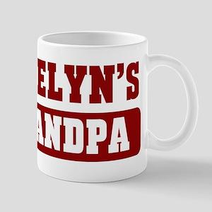 Roselyns Grandpa Mug