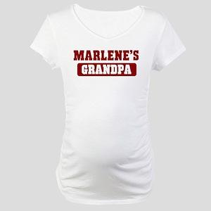 Marlenes Grandpa Maternity T-Shirt