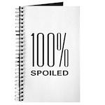 100% Spoiled Journal