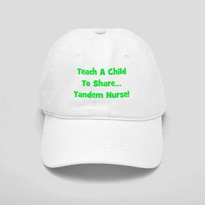 Tandem Nurse - Multiple Color Cap