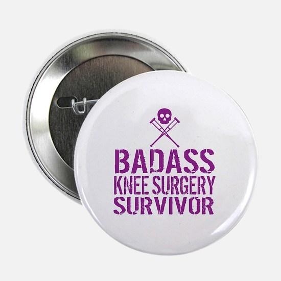 "Knee surgery 2.25"" Button"
