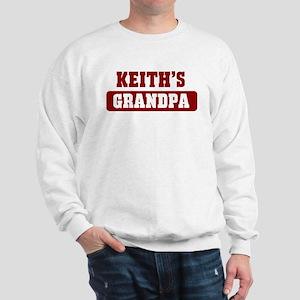 Keiths Grandpa Sweatshirt