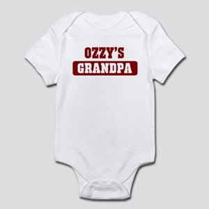 Ozzys Grandpa Infant Bodysuit