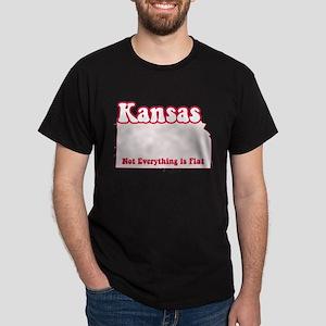 Vintage Kansas Dark T-Shirt