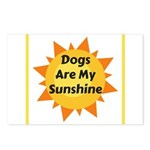 Dogs are My Sunshine Postcards (Package of 8)