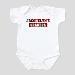 Jacquelyns Grandpa Infant Bodysuit