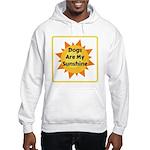 Dogs are My Sunshine Sweatshirt