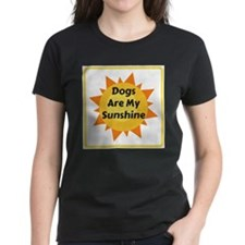 Dogs are My Sunshine T-Shirt