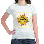 Dogs are My Sunshine T-Shirt