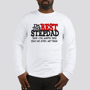 Best Stepfather Long Sleeve T-Shirt