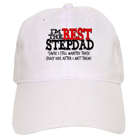 Best Stepfather Cap
