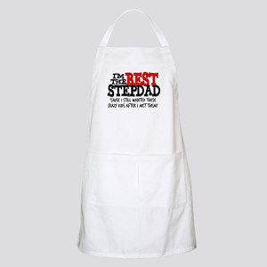 Best Stepfather Apron