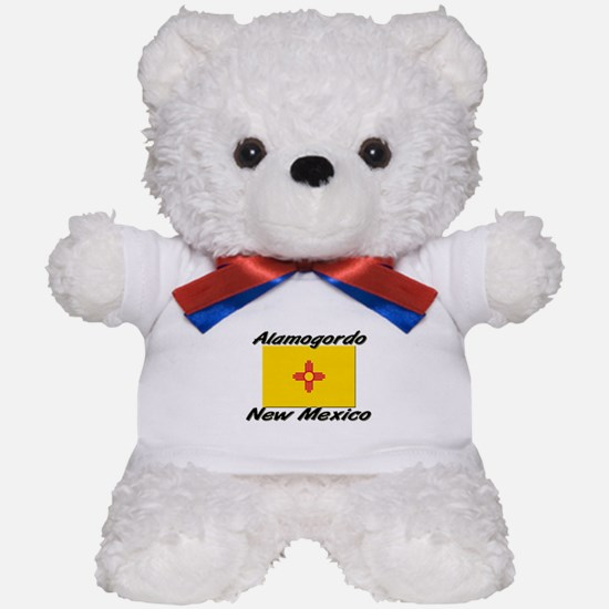Alamogordo New Mexico Teddy Bear