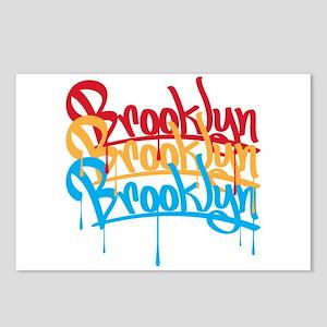 Brooklyn Colors Postcards (Package of 8)