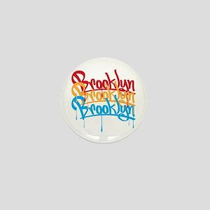 Brooklyn Colors Mini Button