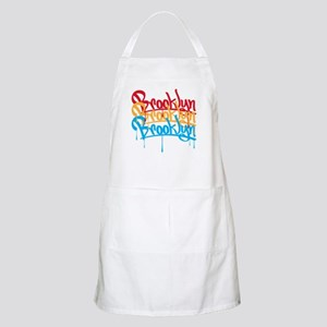 Brooklyn Colors BBQ Apron
